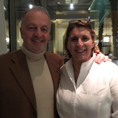 Philippe Legendre et Stéphanie Le Quellec